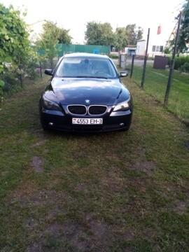 BMW 5 серия E60, E61, 2003 г.