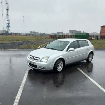Opel Signum I, 2005 г.