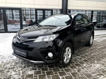 Toyota RAV4 IV (XA40), 5 мест, 2014 г.