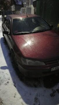 Peugeot 406 I, 1998 г.