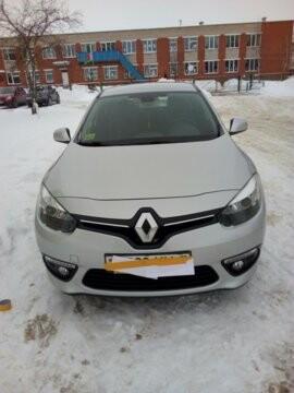 Renault Fluence I · Рестайлинг, 2014 г.