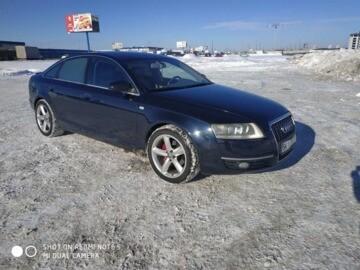 Audi A6 C6, 2004 г.