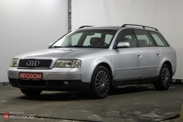 Audi A6 C5, 2001 г.