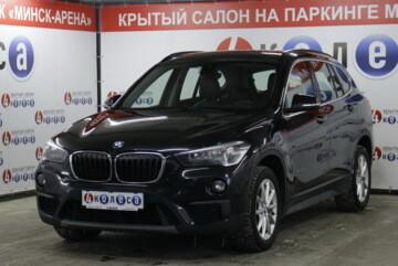 BMW X1 F48, 2015 г.