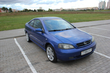 Opel Astra G, 2003 г.