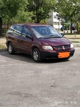 Dodge Caravan IV, 7 мест, 2001 г.