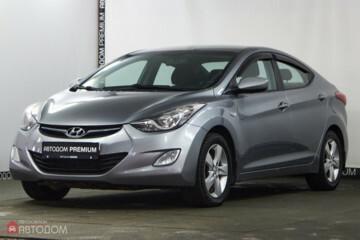 Hyundai Elantra MD, 2012 г.