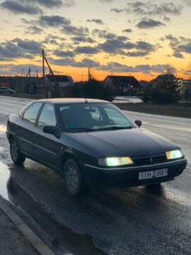 Citroen Xantia X1, 1996 г.