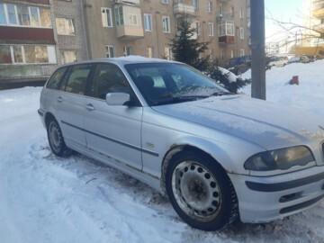 BMW 3 серия E46, 2000 г.