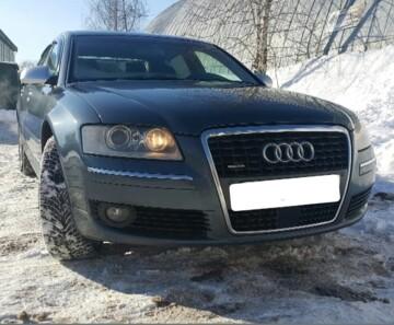 Audi A8 D3, 2007 г.