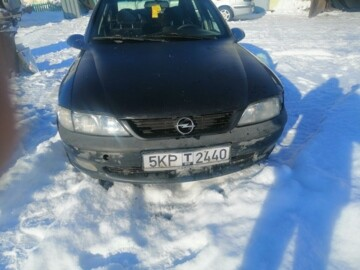 Opel Vectra B, 1997 г.