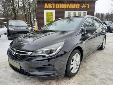 Opel Astra K, 2018 г.
