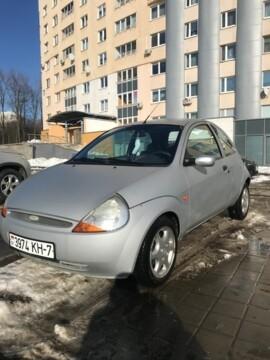Ford Ka I, 2002 г.