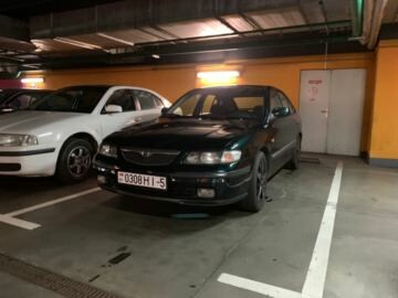 Mazda 626 GF, 1997 г.