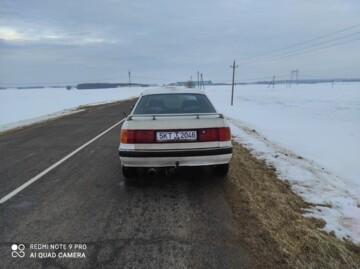Audi 90 89, B3, 1989 г.