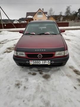 Opel Astra F, 1992 г.