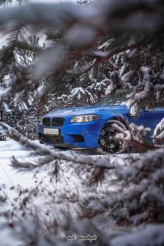 BMW M5 F10, 2012 г.