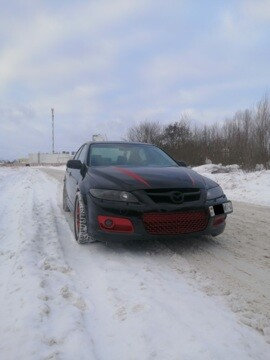Mazda 6 I · Рестайлинг, 2006 г.
