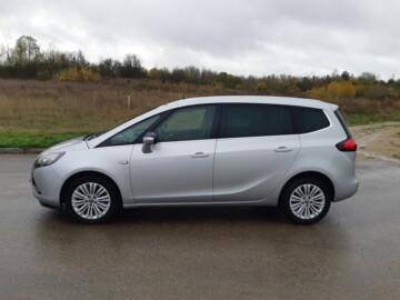 Opel Zafira C, 5 мест, 2014 г.