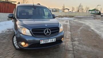 Mercedes-Benz Citan, 2012 г.