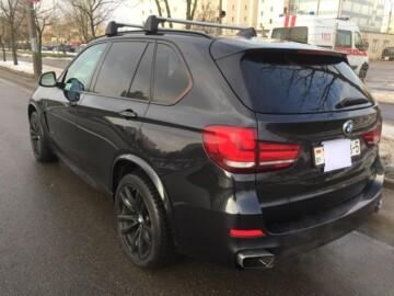 BMW X5 F15, 5 мест, 2015 г.
