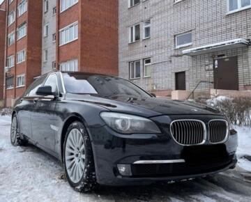 BMW 7 серия F02 (Long), 2010 г.