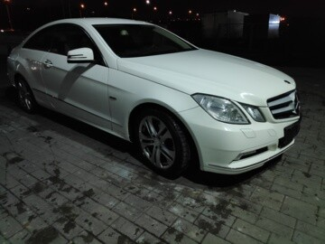 Mercedes-Benz E-Класс W212, S212, C207, A207, 2009 г.