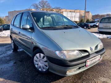 Renault Scenic I, 1999 г.