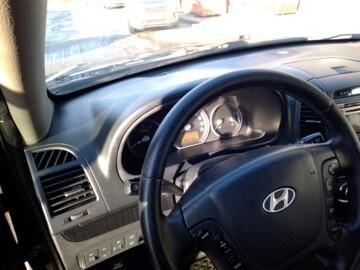 Hyundai Santa Fe CM, 5 мест, 2008 г.