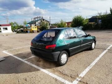Peugeot 306, 1993 г.