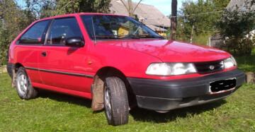 Hyundai Pony III, 1992 г.