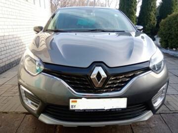 Renault Kaptur, 2018г.
