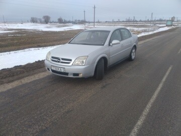 Opel Vectra C, 2004 г.