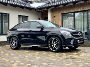 Mercedes-Benz GLE Coupe, 2015 г.
