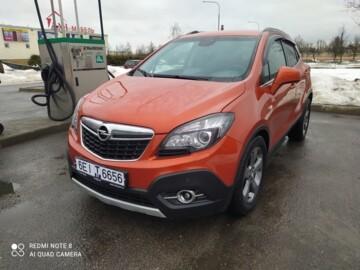 Opel Mokka I, 2014 г.