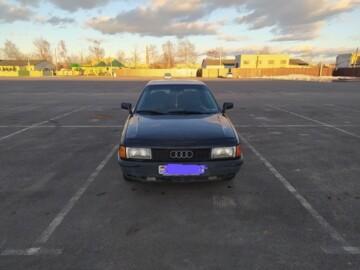 Audi 80 B3, 1991 г.