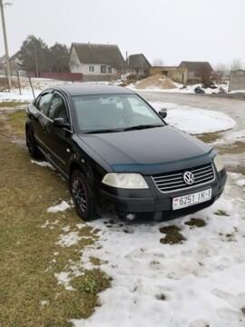 Volkswagen Passat B5, 2002 г.