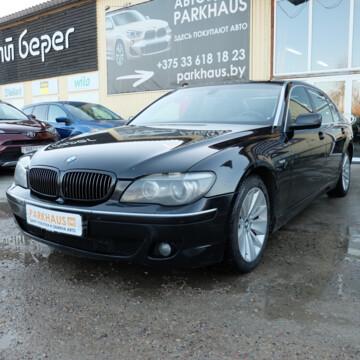 BMW 7 серия E66 (Long), 2007 г.