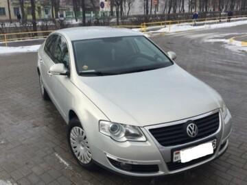 Volkswagen Passat B6, 2008 г.