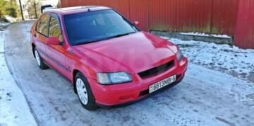 Honda Civic VI, 1995 г.