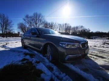 BMW 5 серия G30, 2018 г.