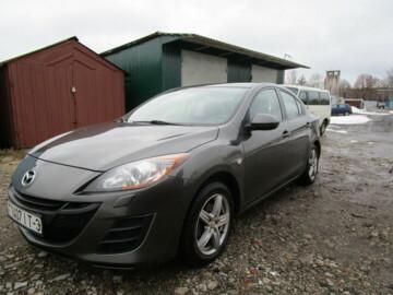 Mazda 3 BL, 2011 г.