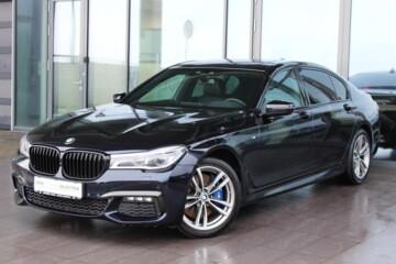 BMW 7 серия G12 (Long), 2019 г.