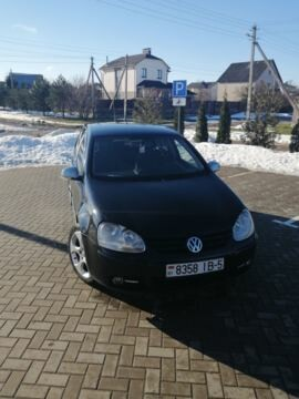Volkswagen Golf V, 2006 г.