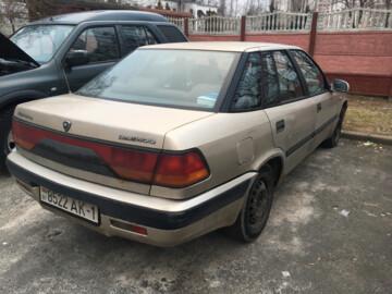 Daewoo Espero KLEJ · Рестайлинг, 1996 г.