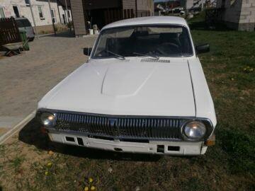 ГАЗ 24 2 серия, 1984 г.