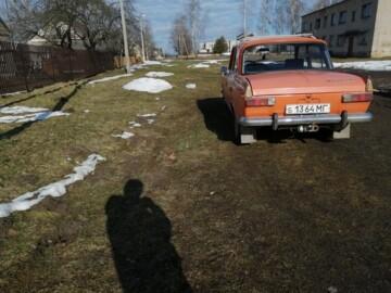 Москвич 412, 1982 г.