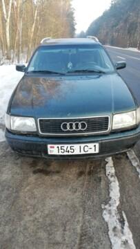 Audi 100 4A, C4, 1992 г.