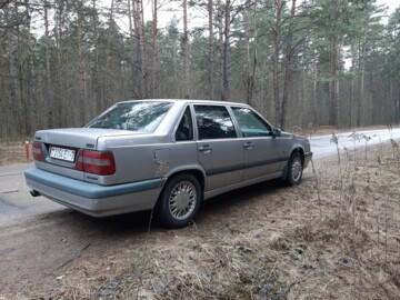 Volvo 850, 1995 г.
