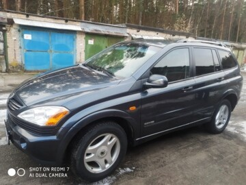SsangYong Kyron I, 2006 г.